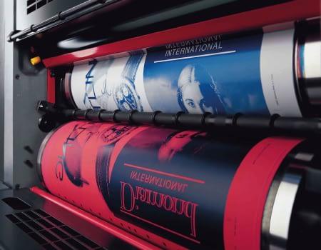 As diferenças entre impressão offset e digital